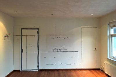 'Artist impression' keuken