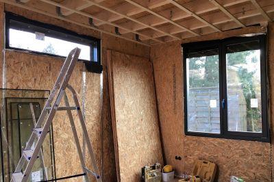 Slaapkamer 2 aan achterzijde